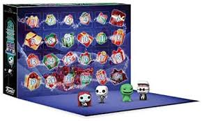 The Nightmare Before Christmas Pocket Pop! Advent Calendar