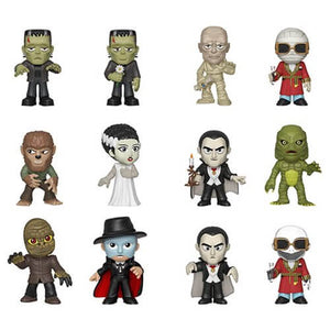 Universal Monsters Mystery - [evil-amy-s-terror-shop]