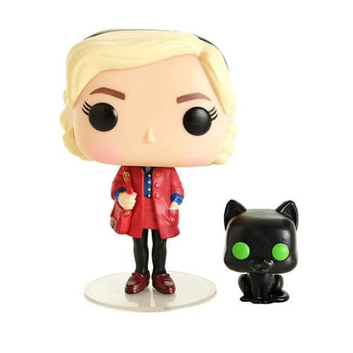 Chilling Adventures of Sabrina and Salem Pop! Vinyl Figure and Buddy - [evil-amy-s-terror-shop]