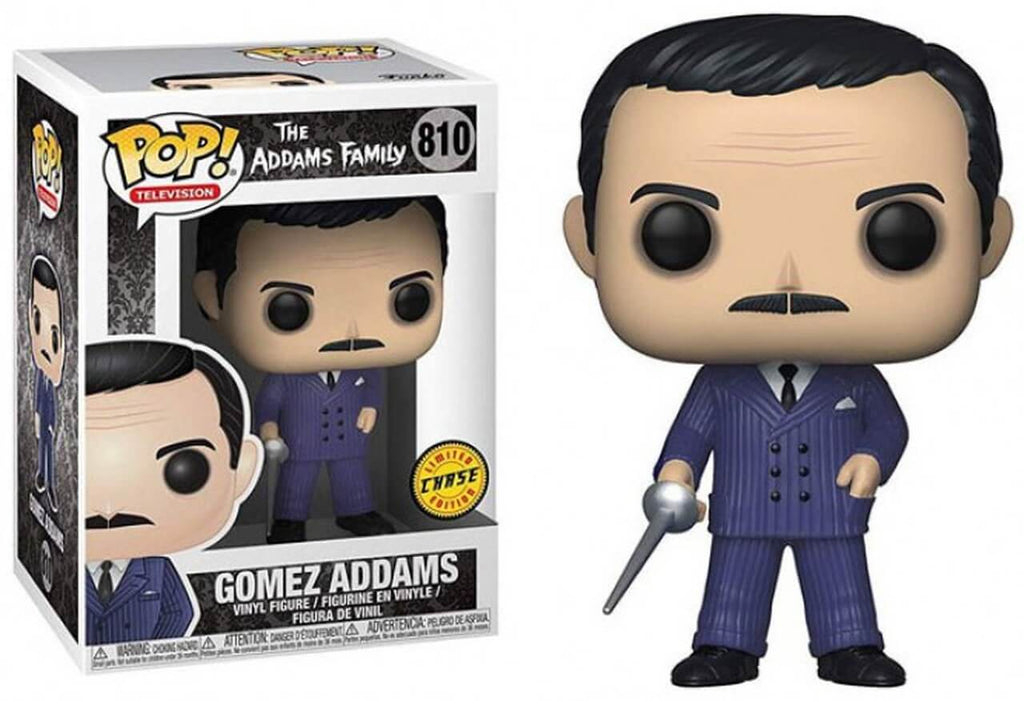 The Addams Family Gomez with a thin sword Pop! * Limited Edition * - [evil-amy-s-terror-shop]