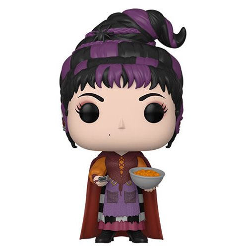 Hocus Pocus Mary with Cheese Puffs Pop! Vinyl Figure - [evil-amy-s-terror-shop]