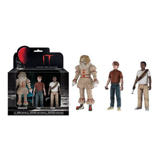 It Action Figure 3-Pack Set #4 - [evil-amy-s-terror-shop]