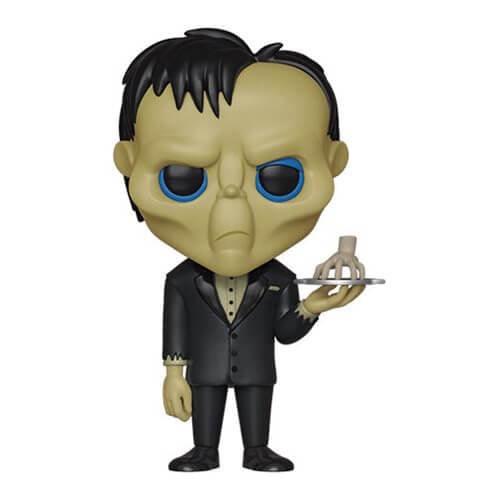 Addams Family Lurch with Thing Pop! Vinyl Figure - [evil-amy-s-terror-shop]