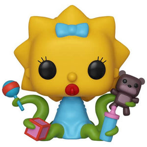 Simpsons Maggie Pop! Vinyl Figure - [evil-amy-s-terror-shop]