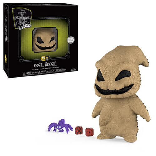 The Nightmare Before Christmas Oogie Boogie 5 Star Vinyl Figure - [evil-amy-s-terror-shop]