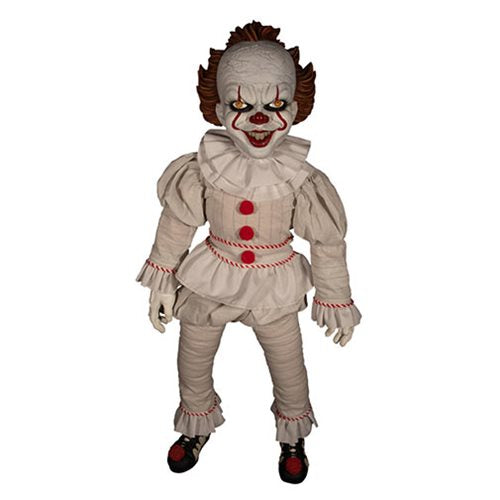 It 2017 Pennywise 18-Inch Roto Doll - [evil-amy-s-terror-shop]