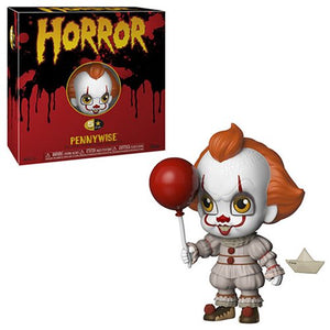 It Pennywise 5 Star Vinyl Figure - [evil-amy-s-terror-shop]
