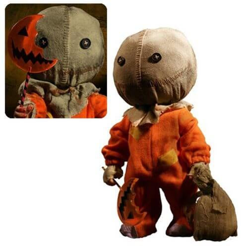 Trick 'r Treat Sam Mega-Scale 15-Inch Doll - [evil-amy-s-terror-shop]