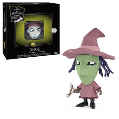 The Nightmare Before Christmas Shock 5 Star Vinyl Figure - [evil-amy-s-terror-shop]