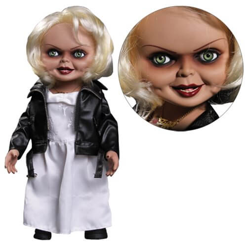 Child's Play Bride of Chucky Tiffany Talking Mega-Scale 15-Inch Doll (Re-run)
