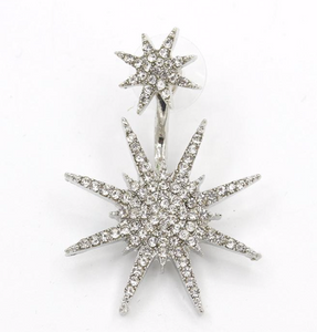 Estrella - Starburst Retro Earrings