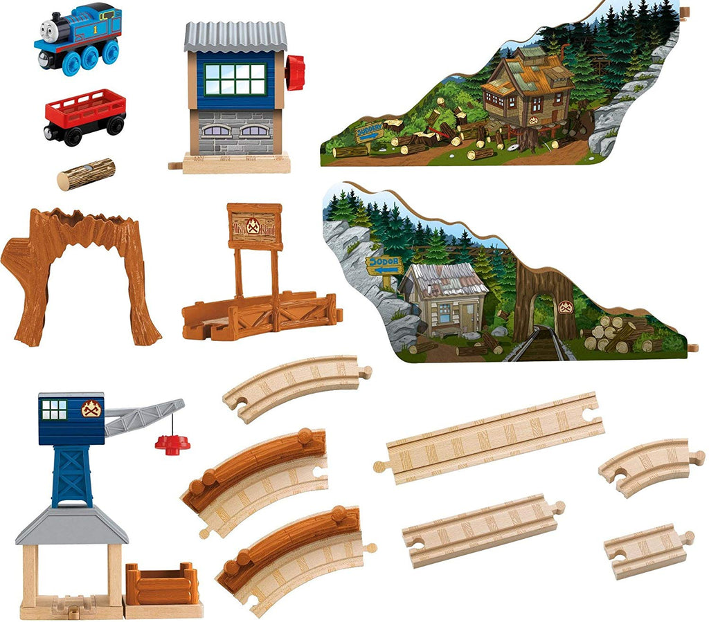 TIDMOUTH TIMBER COMPANY SET - Y4497