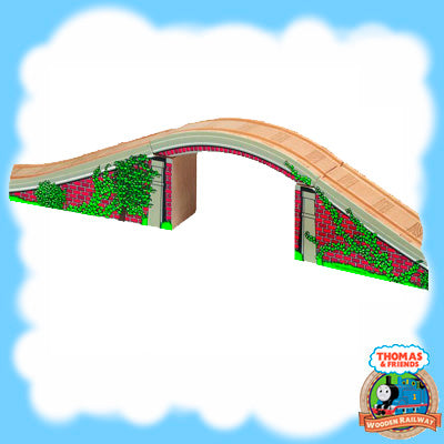 ARCHED STONE BRIDGE - NEW UNBOXED