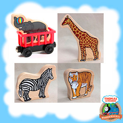 ZOO ANIMALS - NEW UNBOXED