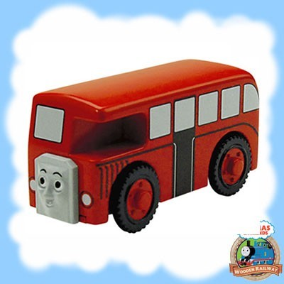 BERTIE THE BUS - BBT41