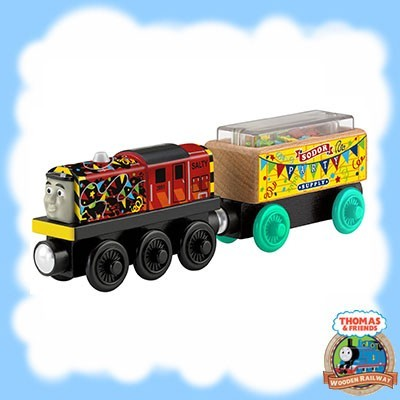 Thomas & Friends Wooden CELEBRATION SALTY - BDG17