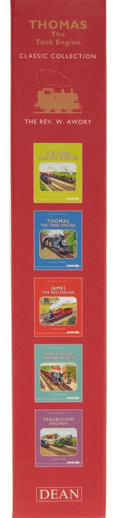 Thomas The Tank Engine Five Book Collection