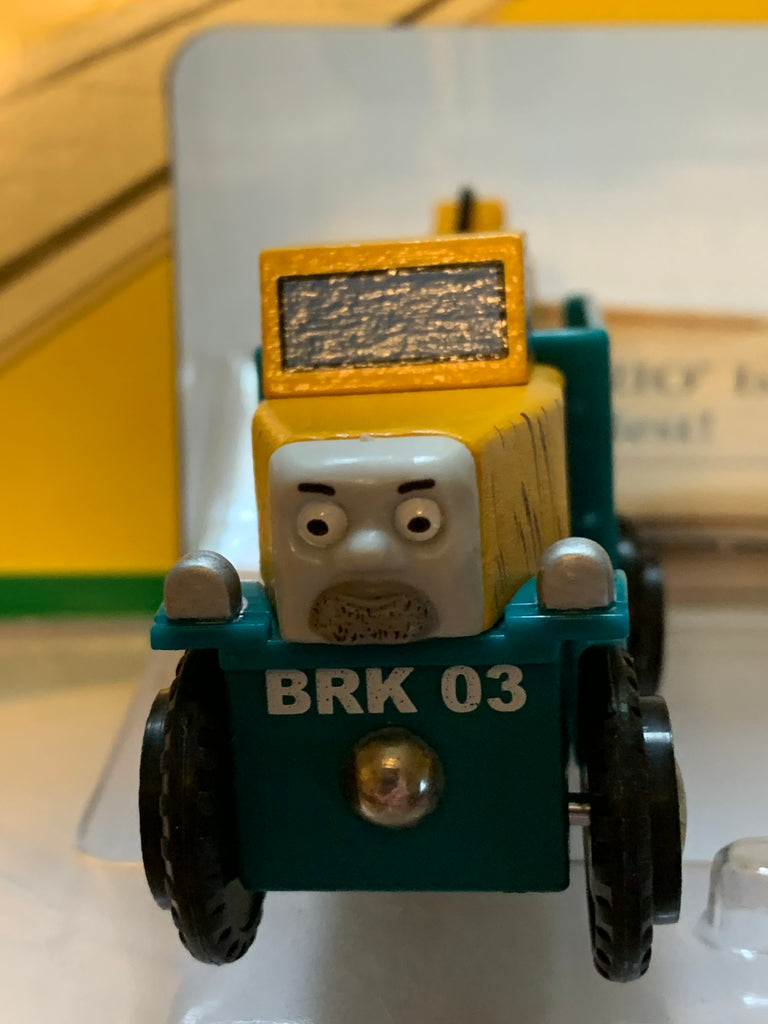BUTCH THE BREAKDOWN TRUCK - BRIO 32456