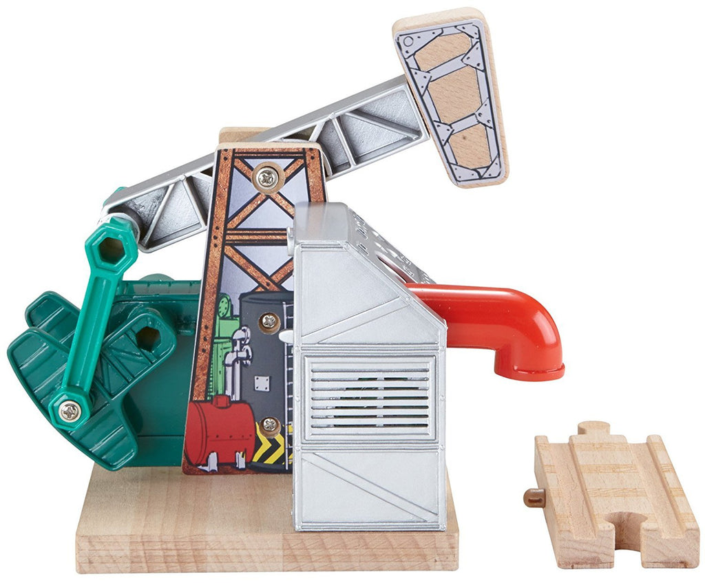 Thomas Wooden Railway SODOR OIL DERRICK - CDK44