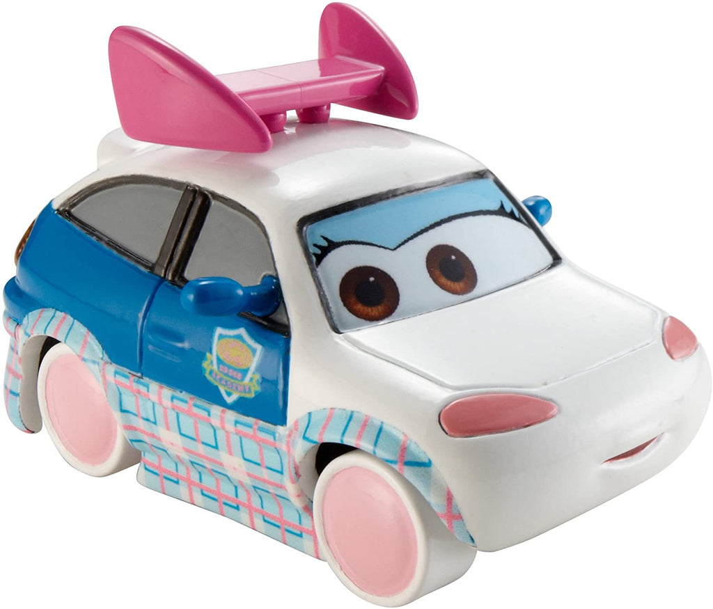 Disney PIXAR Cars - Diecast Vehicle - Cars 2 - SUKI