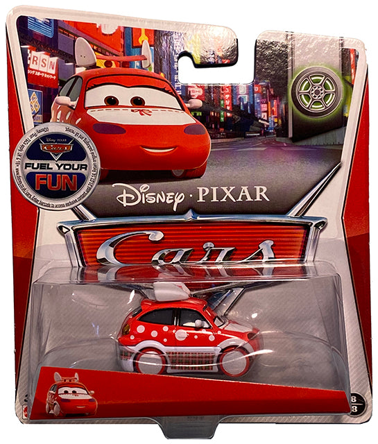 Disney PIXAR Cars - Diecast Vehicle - Tuners Series - HARUMI