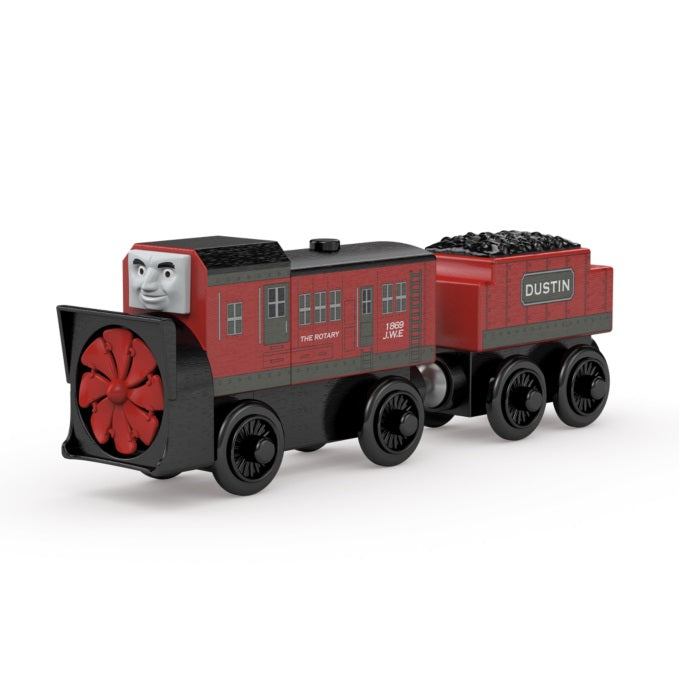 DUSTIN COMES IN FIRST TRAIN SET - DGK77
