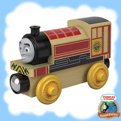 Thomas Wooden Railway VICTOR (WOOD) - FHM18