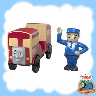 Thomas & Friends Wood BERTIE FHM30
