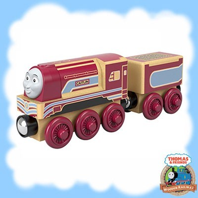 Thomas & Friends Wood CAITLIN FHM47