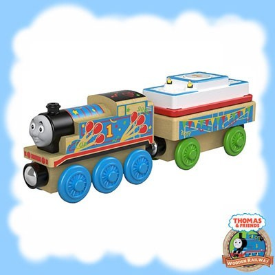 Thomas & Friends Wood BIRTHDAY THOMAS FHM61