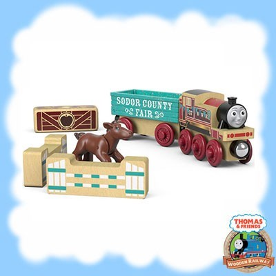 Thomas Wooden Railway ROSIE'S PRIZE PONY (WOOD) - FHM67