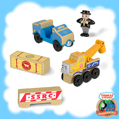 Thomas & Friends Wood BUTCH'S ROAD RESCUE FHM68