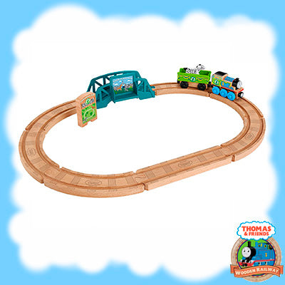 Thomas & Friends Wood Play Set ANIMAL PARK SET FKF51