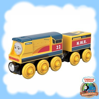 Thomas Wooden Rebecca Engine - Thomas to You
