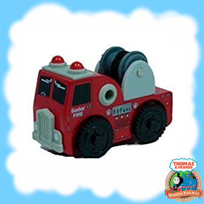 SODOR FIRE BRIGADE TRUCK - NEW UNBOXED