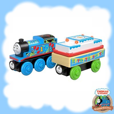 Thomas & Friends Wood BIRTHDAY THOMAS GGG69
