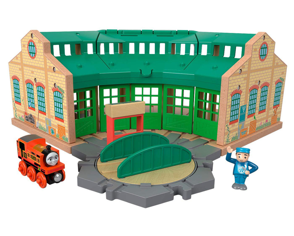 TIDMOUTH SHEDS (2019) - GGG72