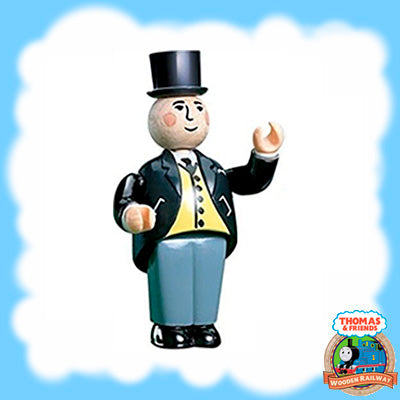 SIR TOPHAM HATT - LC99120 - NEW UNBOXED