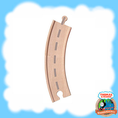 Thomas & Friends Wooden LARGE CURVED ROAD TRACK - LC99940