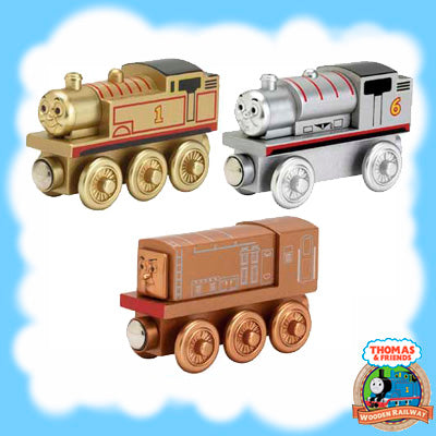 SODOR COLLECTOR'S PACK - LC99133