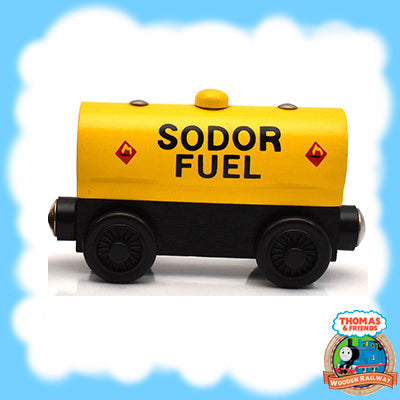 SODOR FUEL CAR - NEW UNBOXED