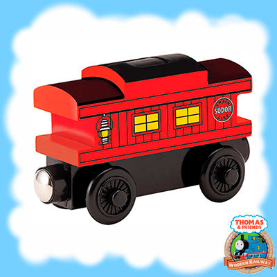MUSICAL CABOOSE - LC99147 - NEW UNBOXED