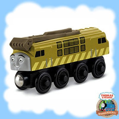 Thomas & Friends Wooden Railway DIESEL 10 Y4076