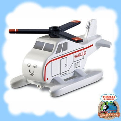 HAROLD THE HELICOPTER - Y4077 (RETIRED)