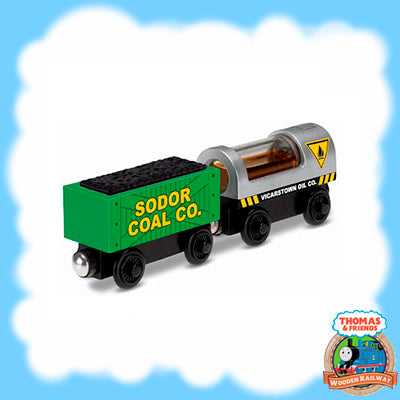 OIL & COAL CARGO - Y4505 - NEW UNBOXED