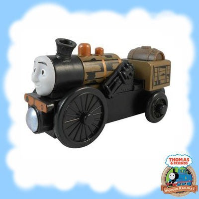 Thomas Wooden Railway RUSTY STEPHEN - Y8785