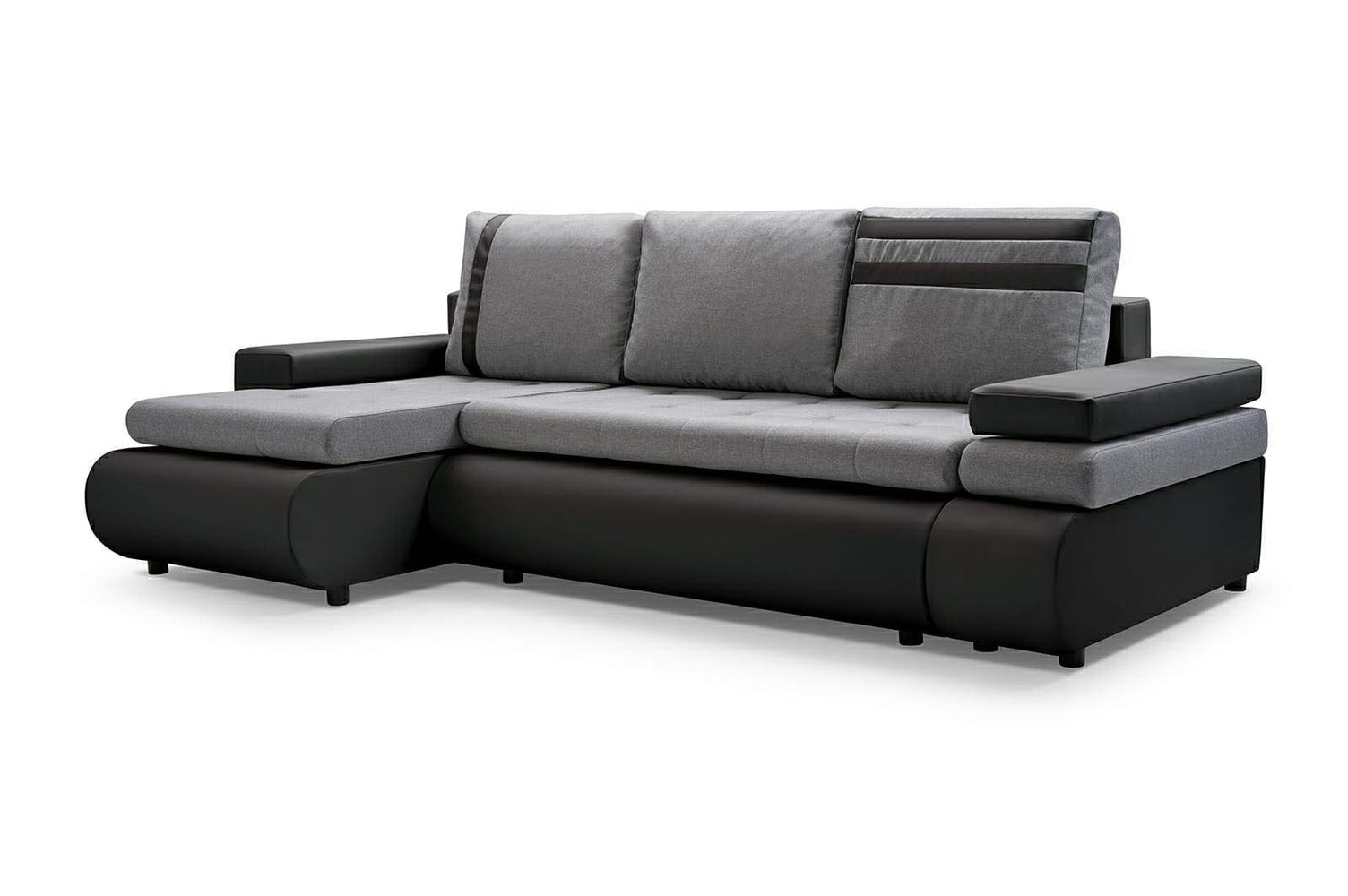 Maxim 2 Corner Sofa Bed With Storage