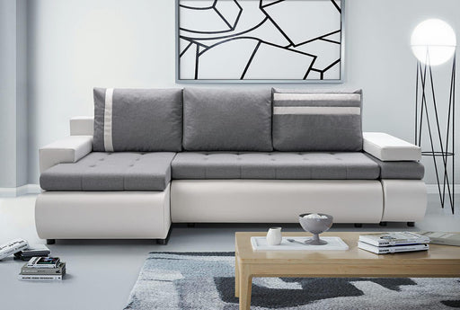 Maxim Corner Sofa Bed With Storage
