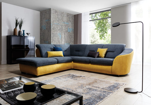 Visto Corner Sofa Bed