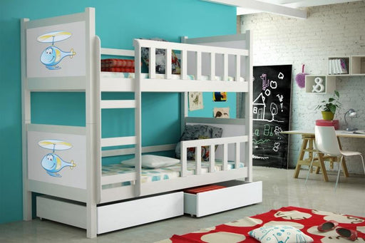 Pinki 2  bunk bed